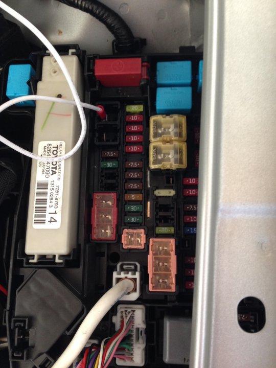 Fog Light Install Power Supply 12 Volt Fuse Block Tap Need Clarity. Mark 12 Volt Fuse Block Tap. Wiring. Wiring 12 Volt Fuse Block With Lights At Scoala.co