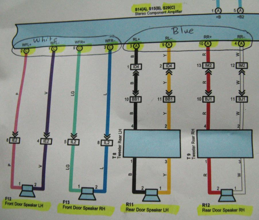 Surprising Powered Subwoofer Wiring Diagram Somurich Com Wiring Digital Resources Remcakbiperorg