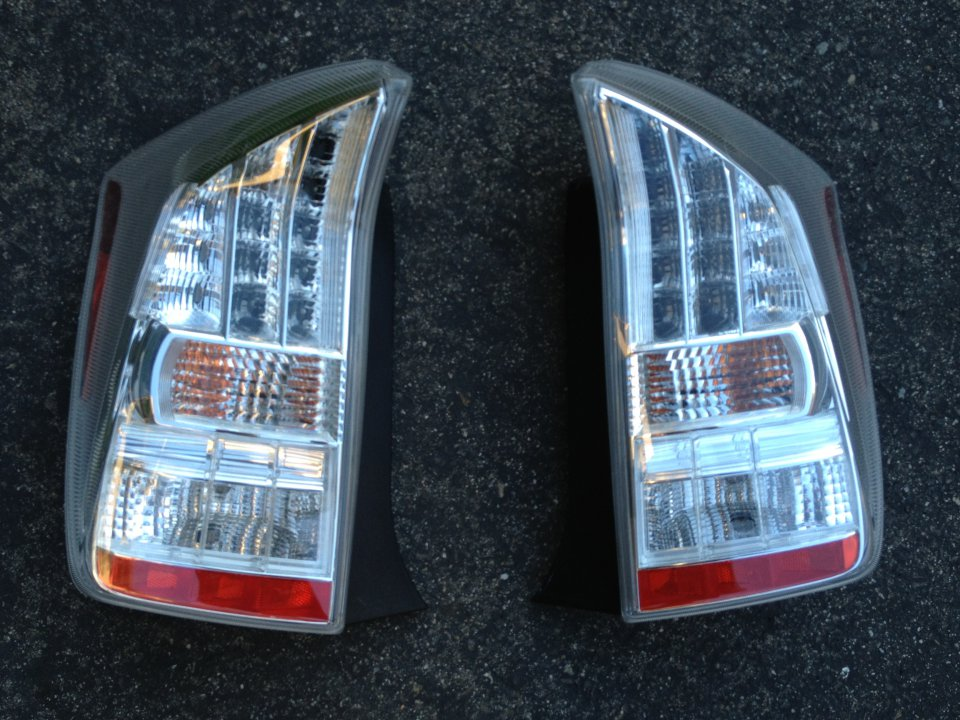 2010 Prius For Sale >> 2010 Toyota Prius OEM right & left tail lights | PriusChat