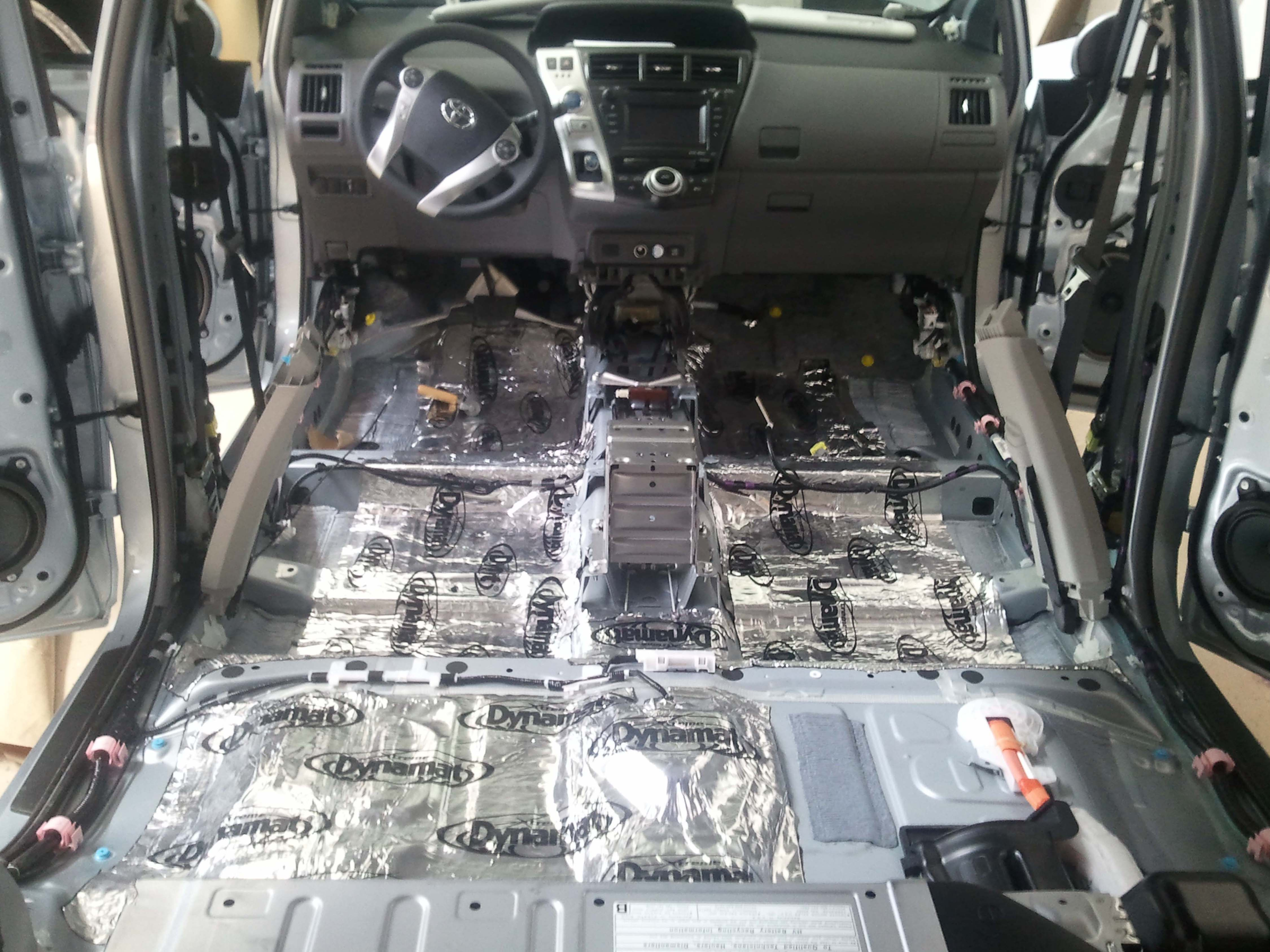 Prius V Major Aftermarket Upgrade Priuschat