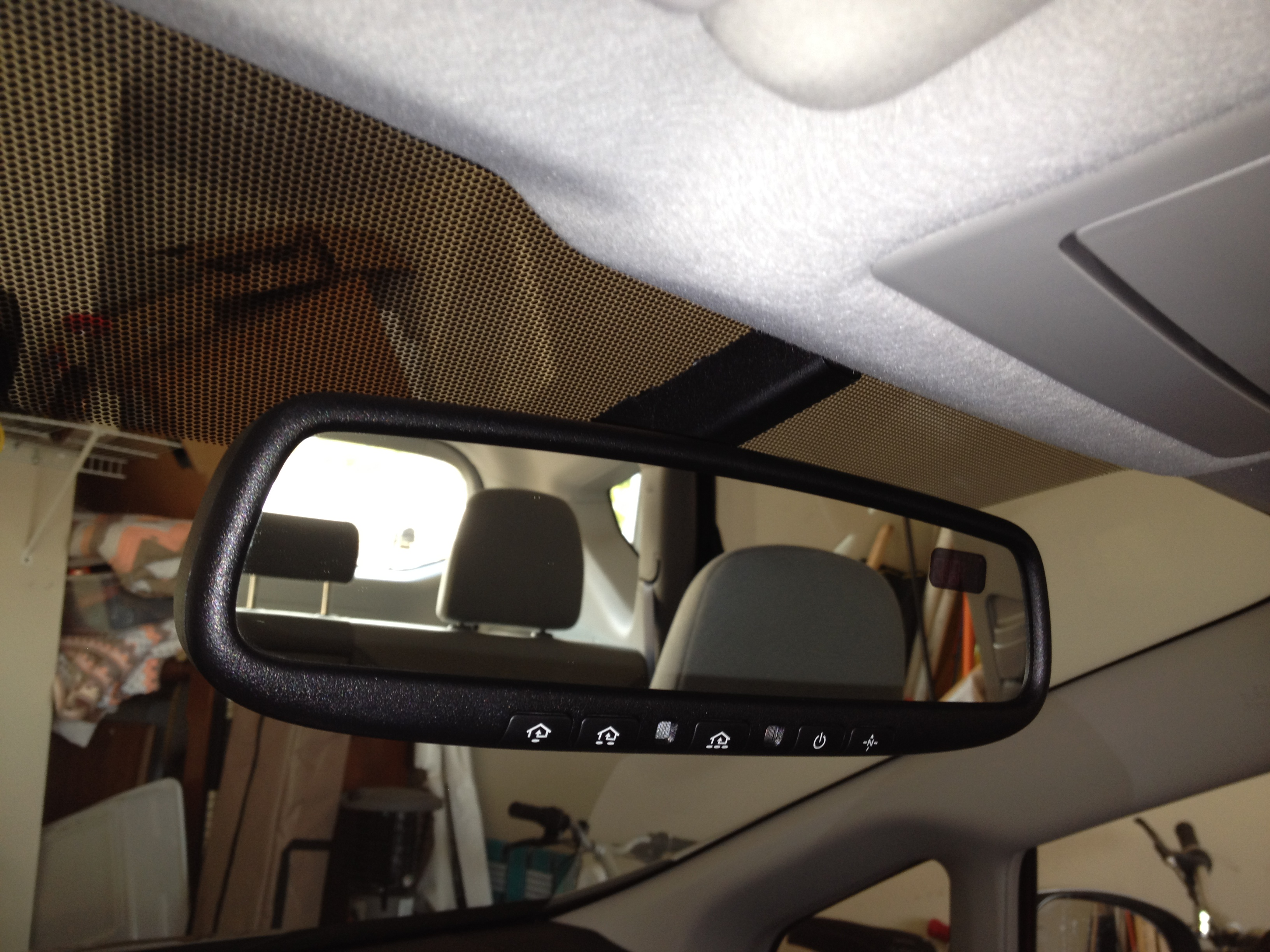 prius v three homelink mirror install w pics! priuschat gentex 536 wiring harness at bayanpartner.co
