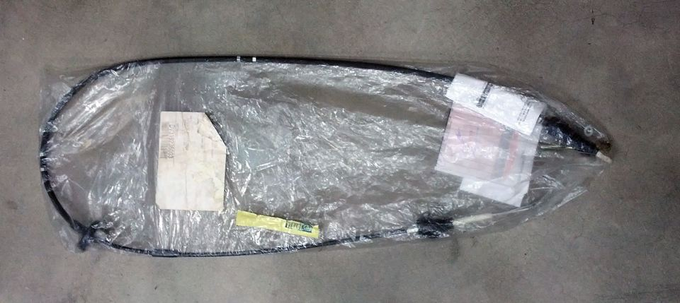 Toyota OEM Transmission Cable Part Number 33820 47020