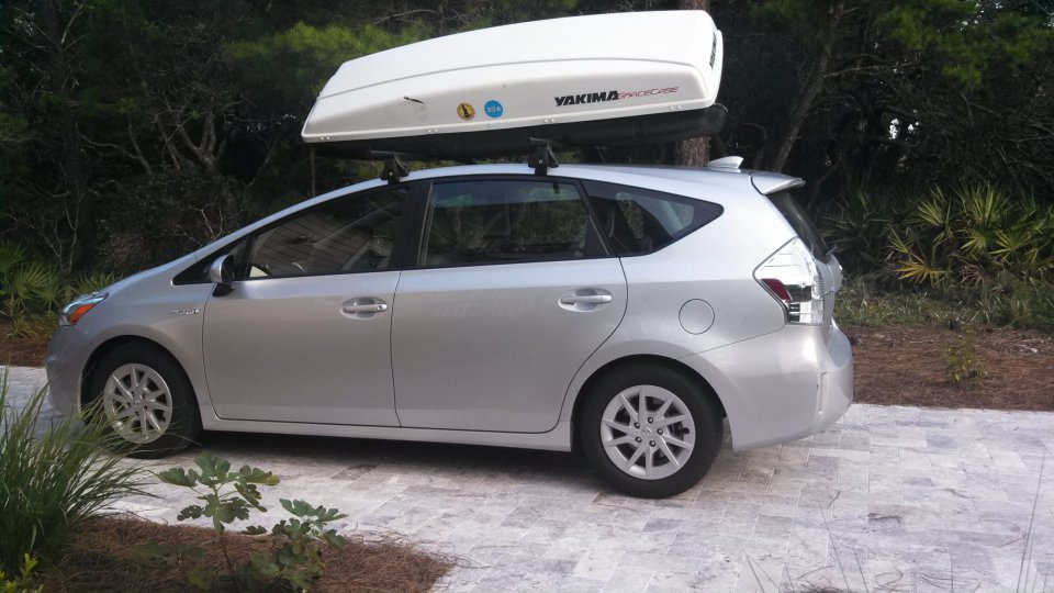 roof rack for 2013 toyota prius
