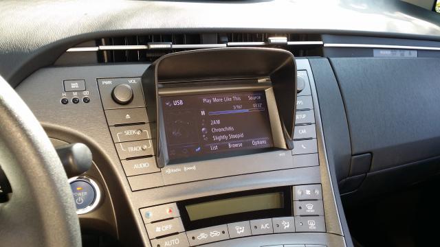 Super simple DIY navigation visor  d939e8c1378