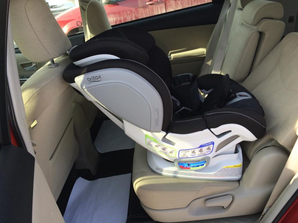Carseats In Prius
