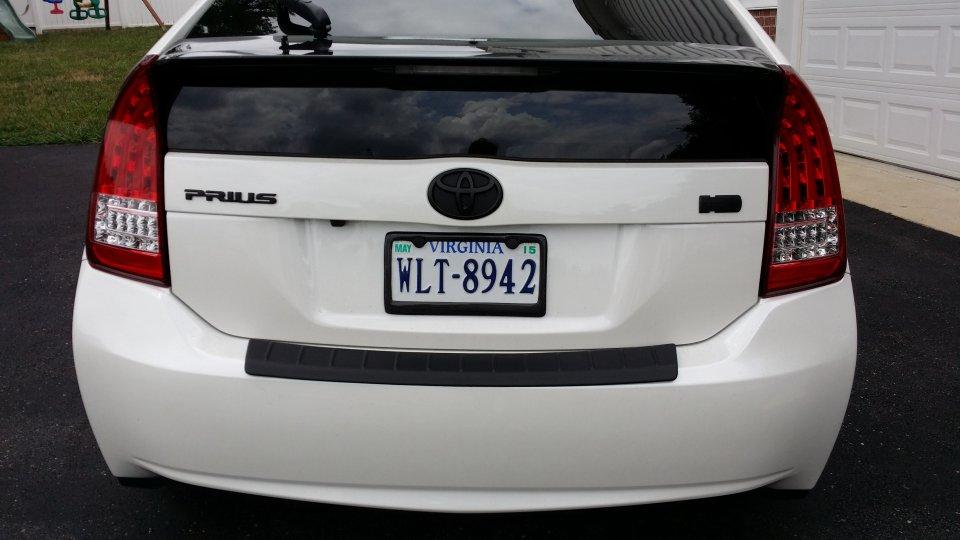 My 2012 Prius 5 Build Priuschat