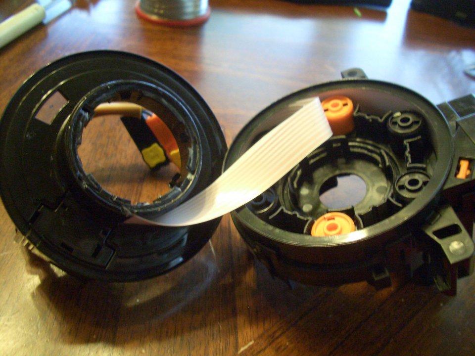 2006 Prius clock spring (spiral cable) repair | PriusChat