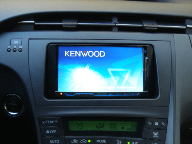Pics: 2010 Prius II New Double Din stereo, New 17\