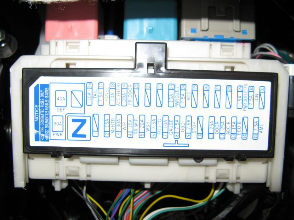 the trouble with tail lights priuschat can you fuse up my box at virtualis.co