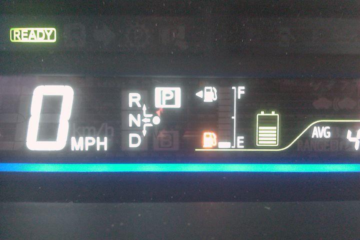 IMAG0439small.jpg & Low fuel warning light on v? | PriusChat