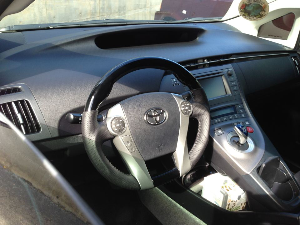 Jdm Prius Steering Wheel