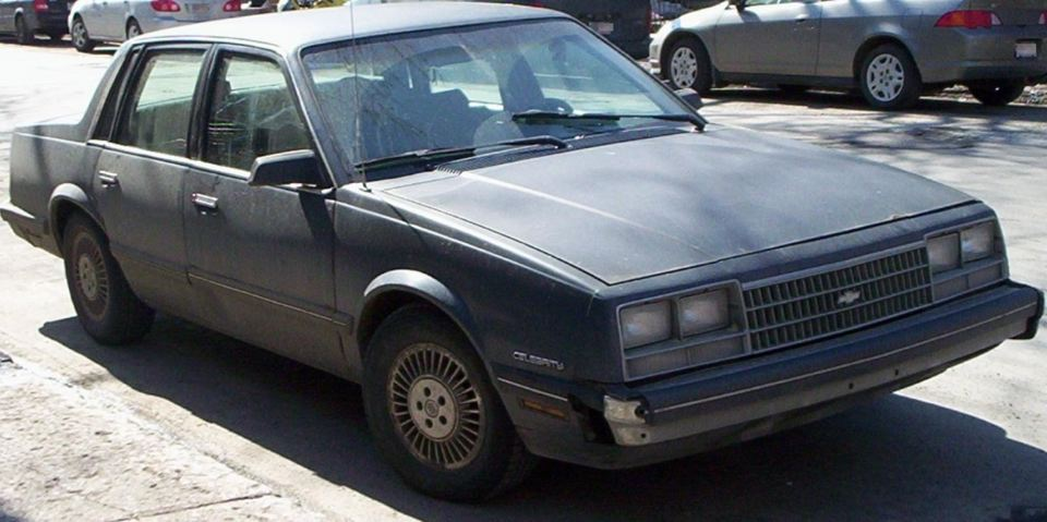 The worst car you ever owned? | Page 6 | PriusChat