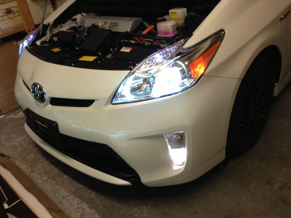 How Can I Mod The Drl To Have It On At All Time For 2013