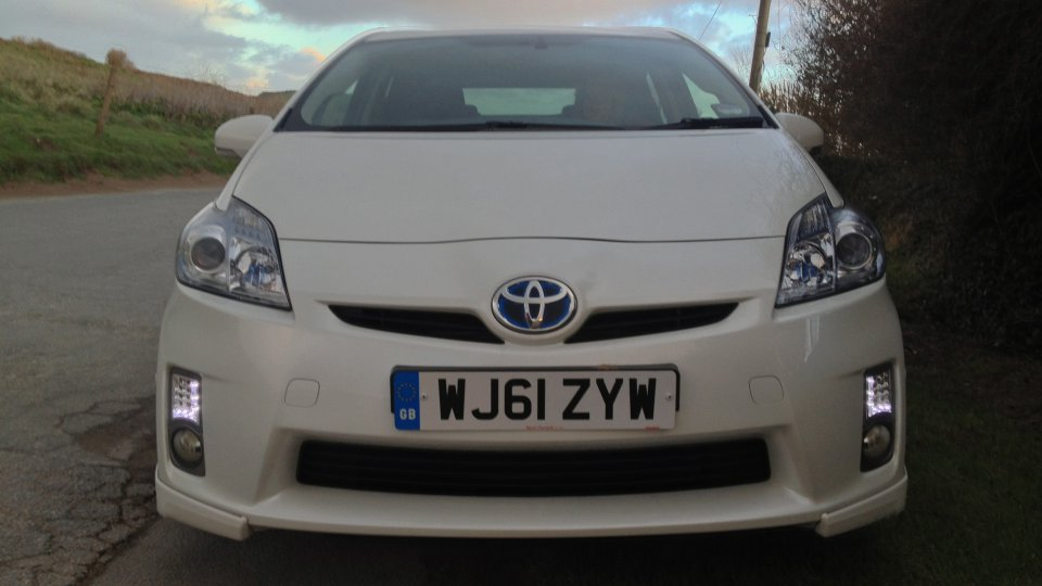 DRL relay and wiring in 2010 Prius as standard??? | PriusChat