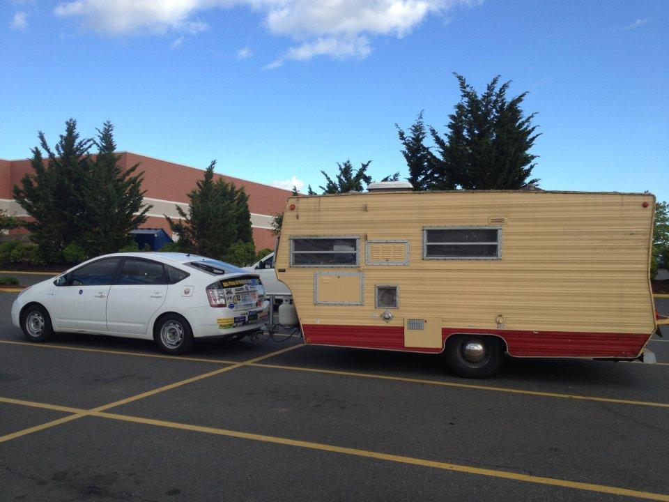 Prius Towing Travel Trailer Priuschat