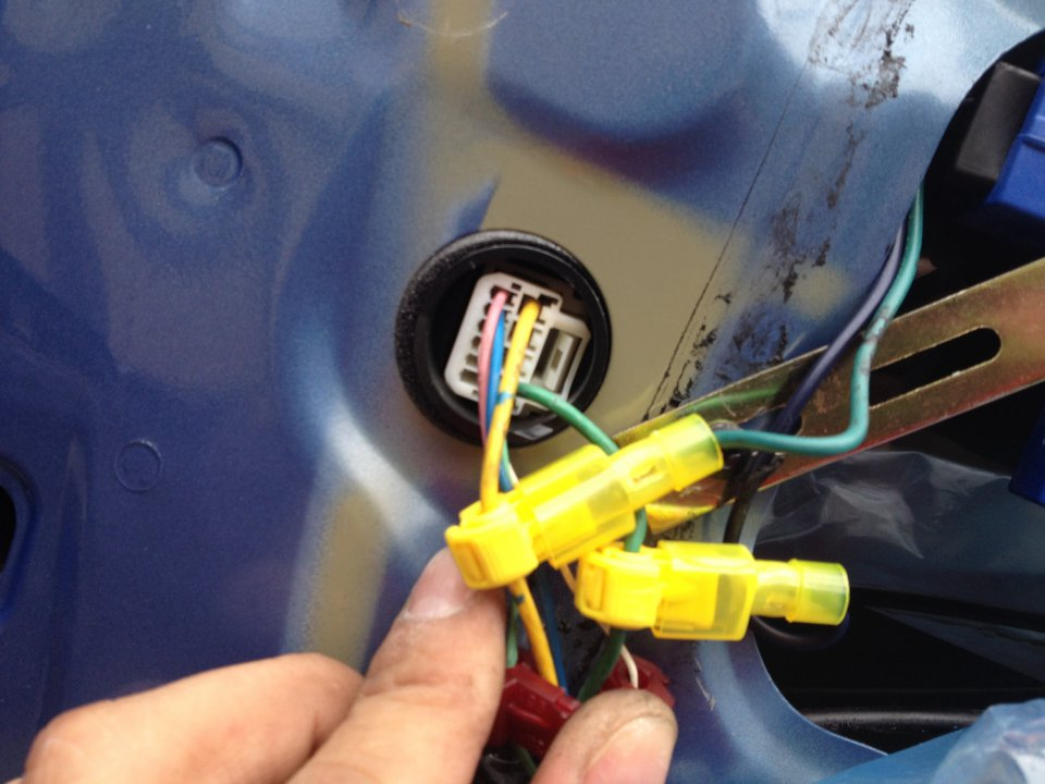 replacing a power lock actuator motor in a gen i prius priuschat image jpg