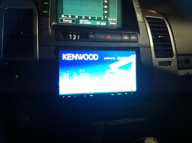 Replacing the head unit on '06 with double din aftermarket unit
