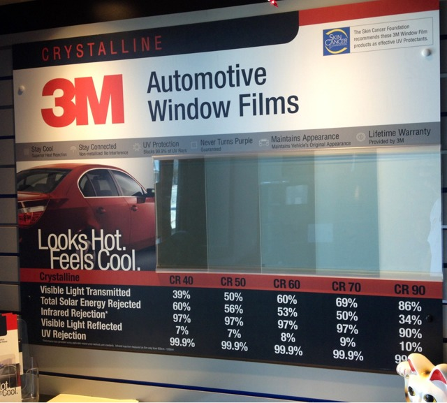 3m Crystalline 90 Tint On Front Windshield Page 2