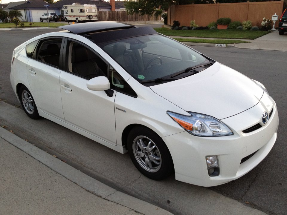 2010 Prius For Sale >> For Sale 2010 Toyota Prius Oem Stock Rims And Wheels X 4
