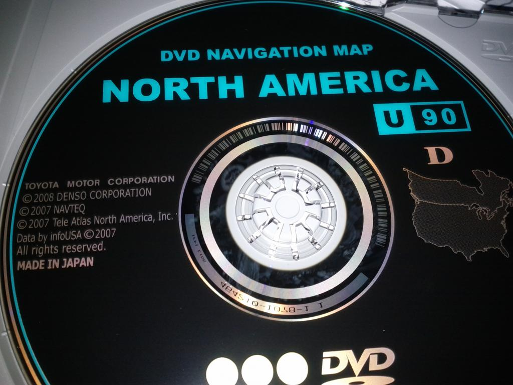 Prius 2010 Navigation 10.1 gen 6 update DVD   PriusChat on auto manufacturing in usa map, toyota plant, supply chain map, walmart map,