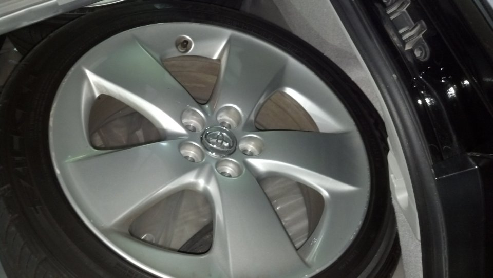 2010 Prius For Sale >> For Sale - OEM 17 inch wheels off 2011 Prius Five ~800 OBO ...