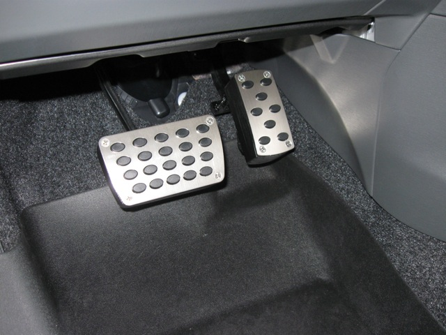 Pedal Extender Blocks Tall Drivers Can Ignore This Thread