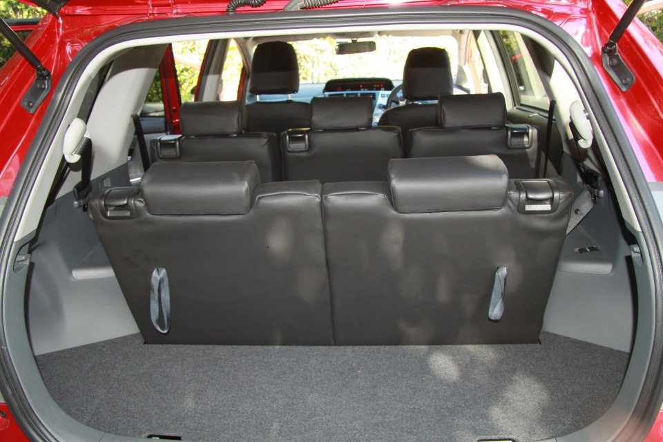 Seat Covers For A 7 Seater Prius V Or Prius With