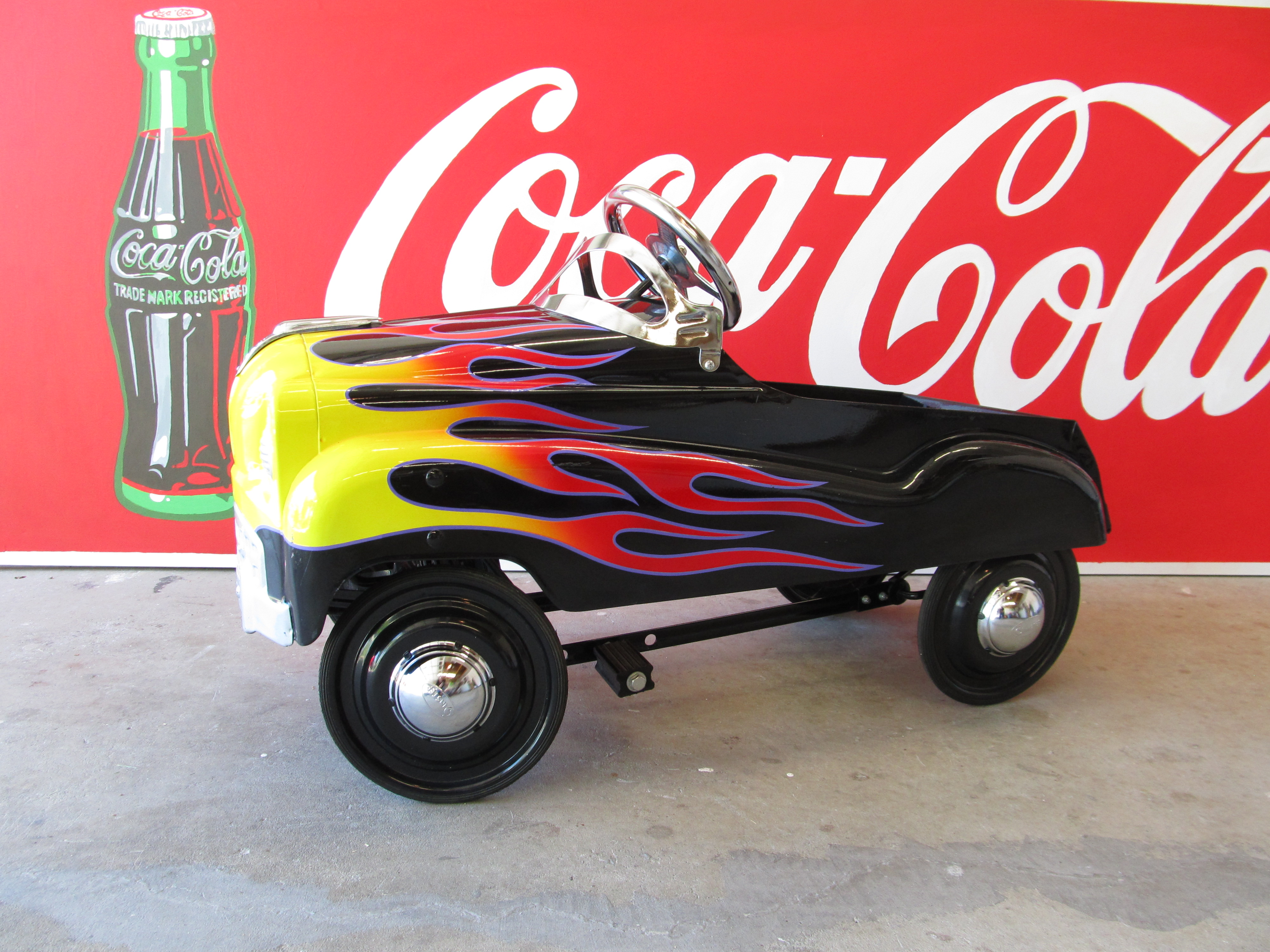 For Sale - Hot Rod Pedal Car