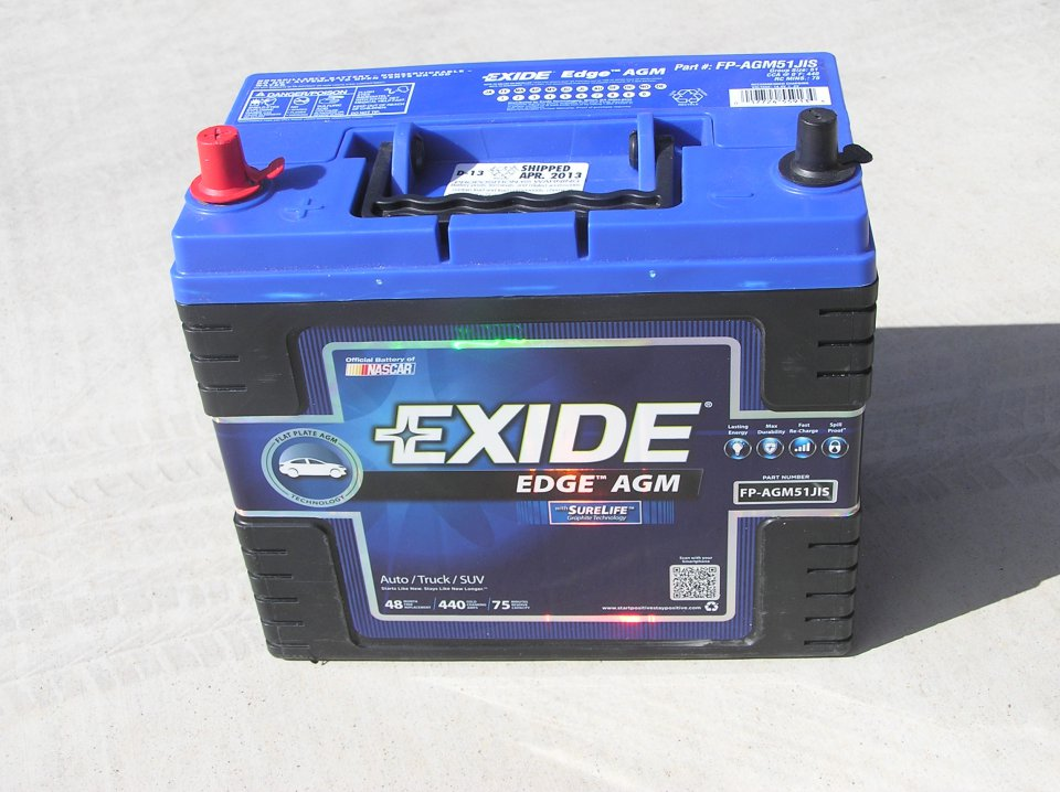 Another Battery For The Prius Priuschat