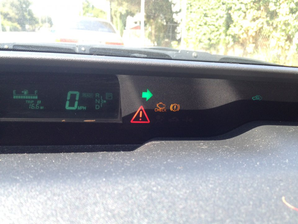 2005 Prius Battery >> Recurrent Power Failure After HV Battery Replacement