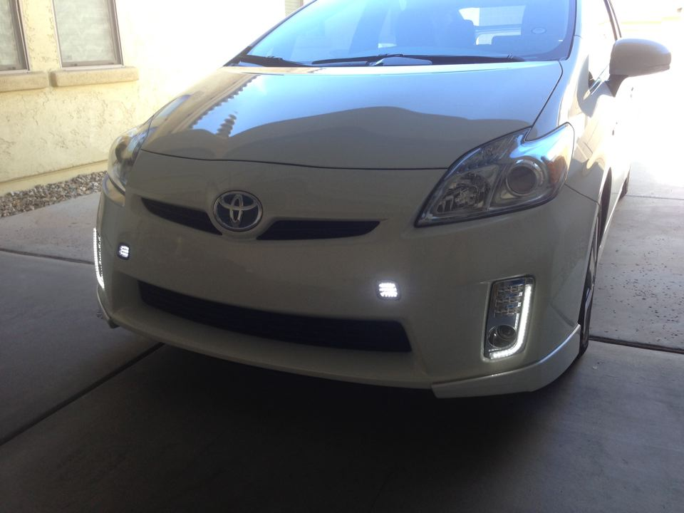 2010 11 Jdm Prius Led Drl For Sale Blue Or White Color