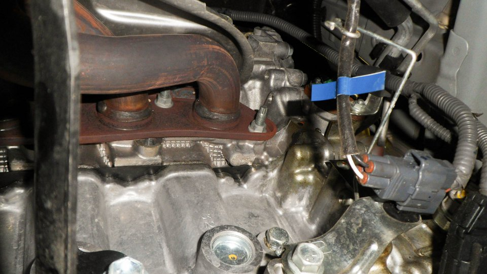 found engine oil leak but not sure where it 39 s from priuschat. Black Bedroom Furniture Sets. Home Design Ideas