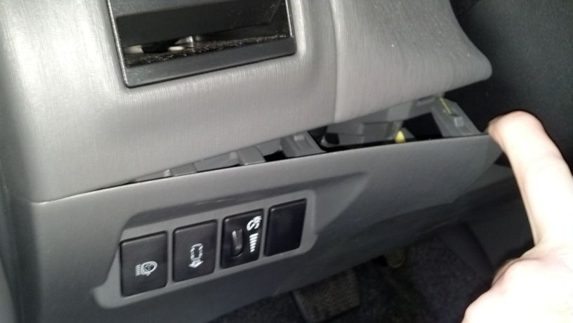 Prying off left switches.jpg