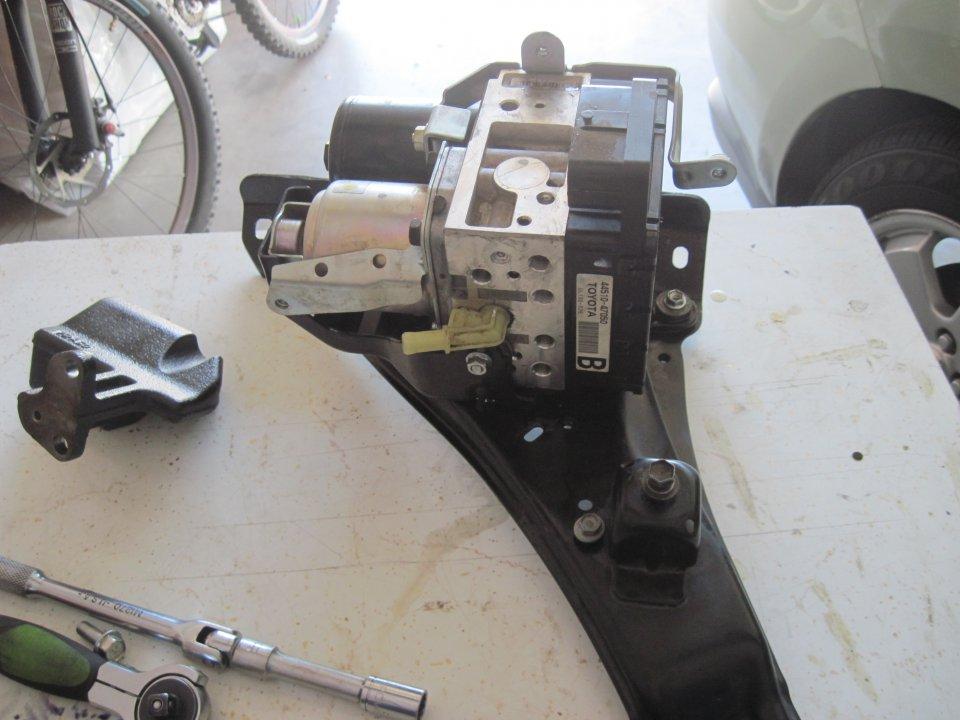 Brake Actuator Resistor Priuschat