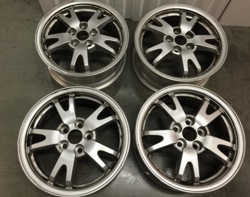 San Jose BMW >> For Sale - 15 Inch Stock Wheels Rims 5 Lug 5x100   PriusChat