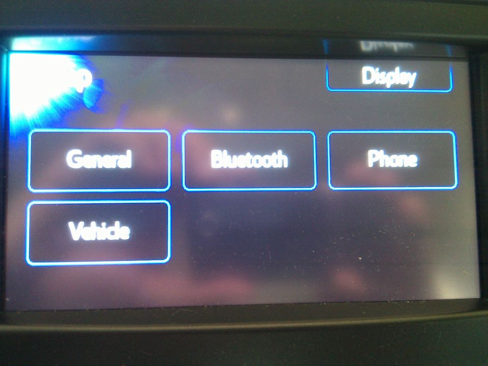 How to adjust the MFD night brightness on your Prius v | PriusChat