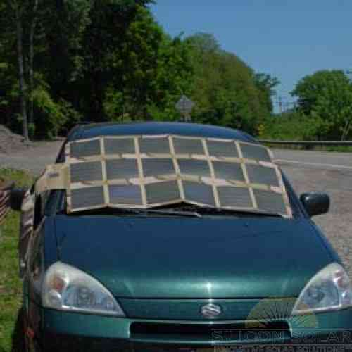 Solar Panels On A Pip Priuschat