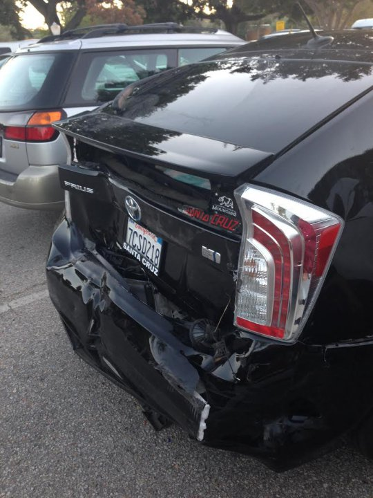 Does My Prius Looked Totaled Priuschat